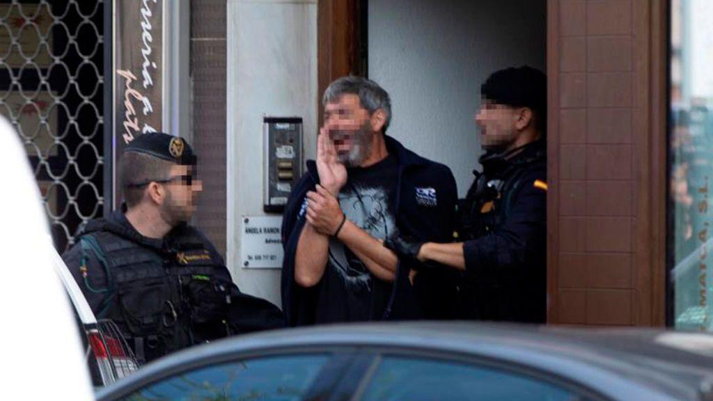 La Guardia Civil detiene a miembros de los CDR