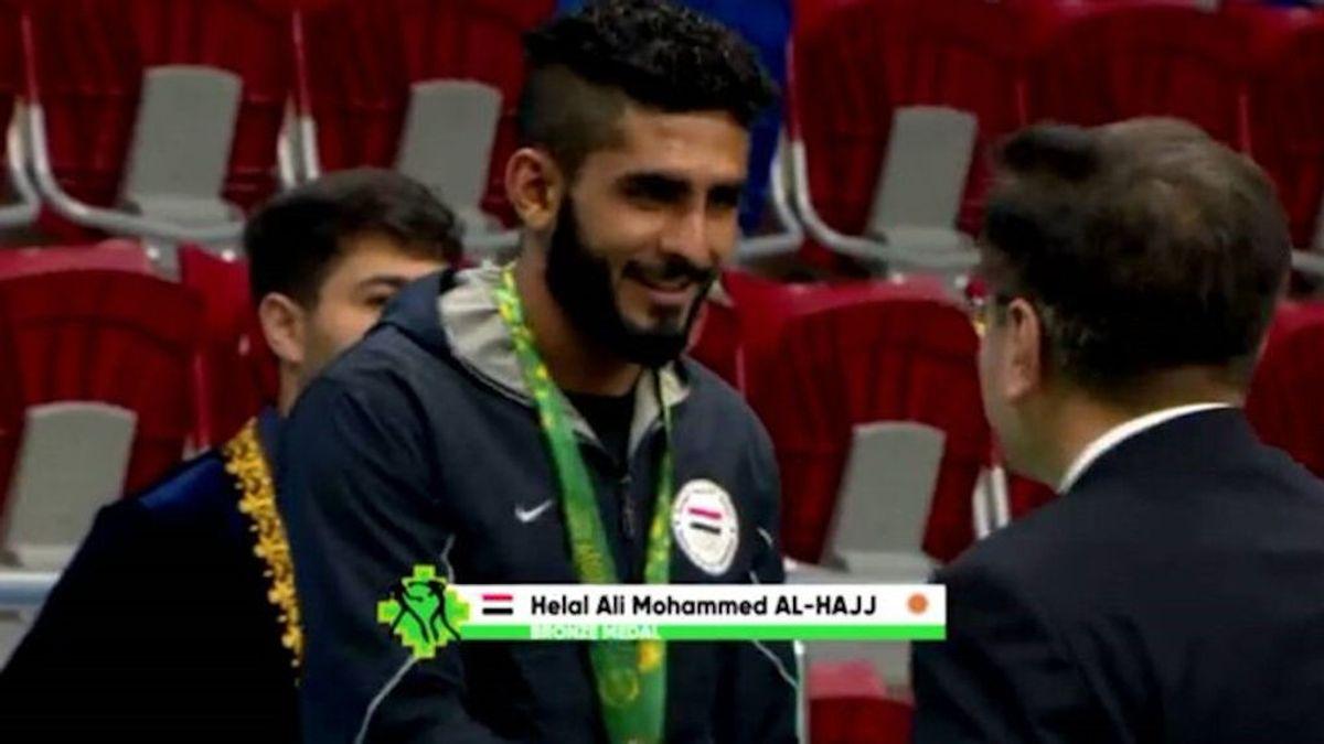 Helal Alhaj: de ganar medallas a morir ahogado en una patera