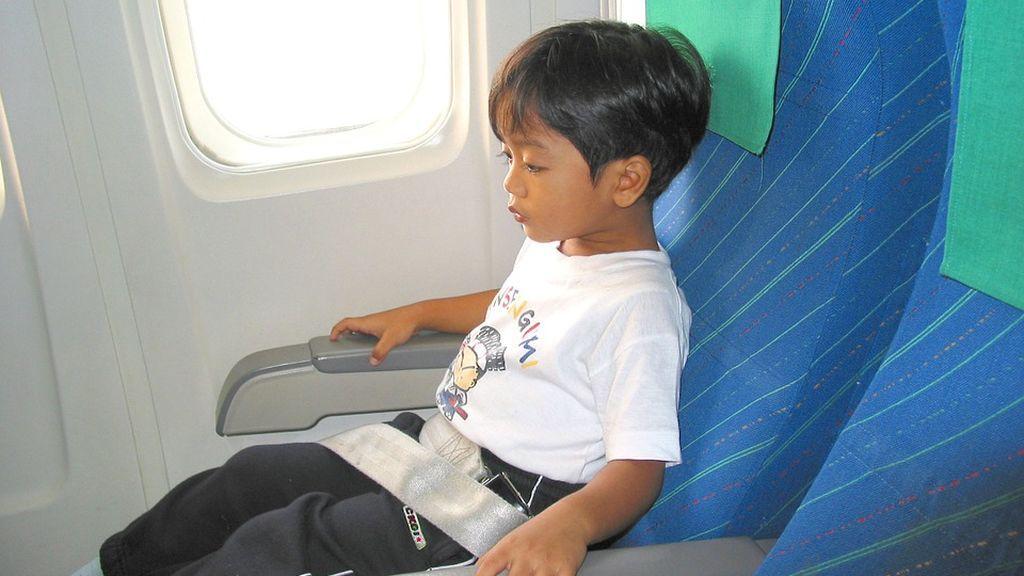 Bebés que gritan en el avión: Japan Airlines presenta una herramienta que indica los asientos en los que viajaran bebés