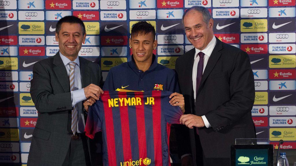 Neymar y el Barça no llegan a un acuerdo: comienza el juicio entre el jugador y el club azulgrana
