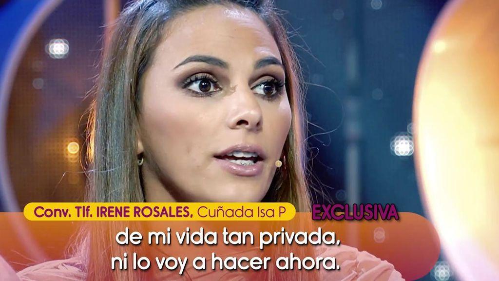 """Primeras palabras de Irene Rosales tras salir a la luz la presunta infidelidad de Kiko Rivera: """"Estamos enamorados y felices"""""""