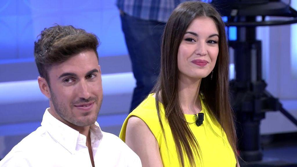 Noelia y José están juntos