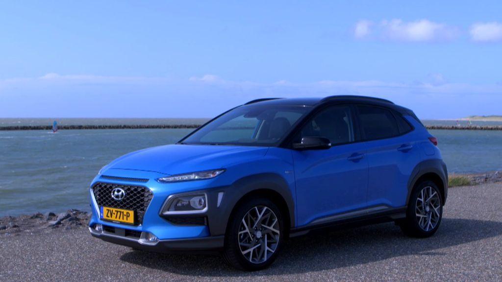 El Hyundai Kona Hybrid