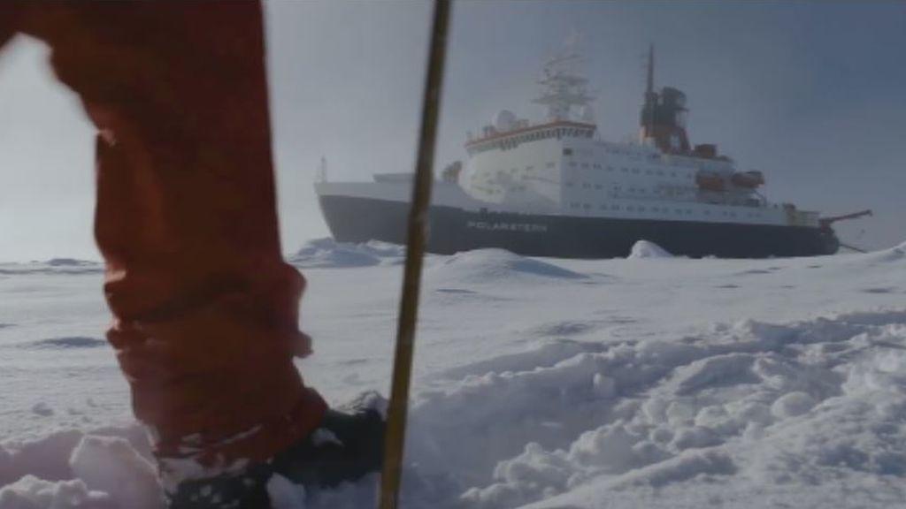 Buque Ártico