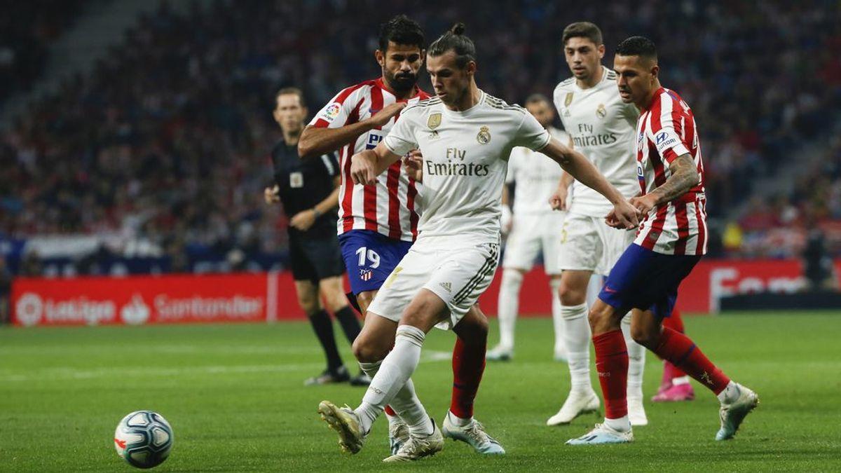 Atlético de Madrid y Real Madrid firman las tablas en