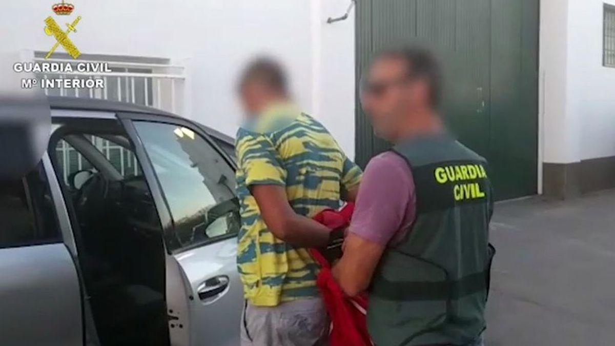 Prisión provisional para Sergio por el homicidio de Dana