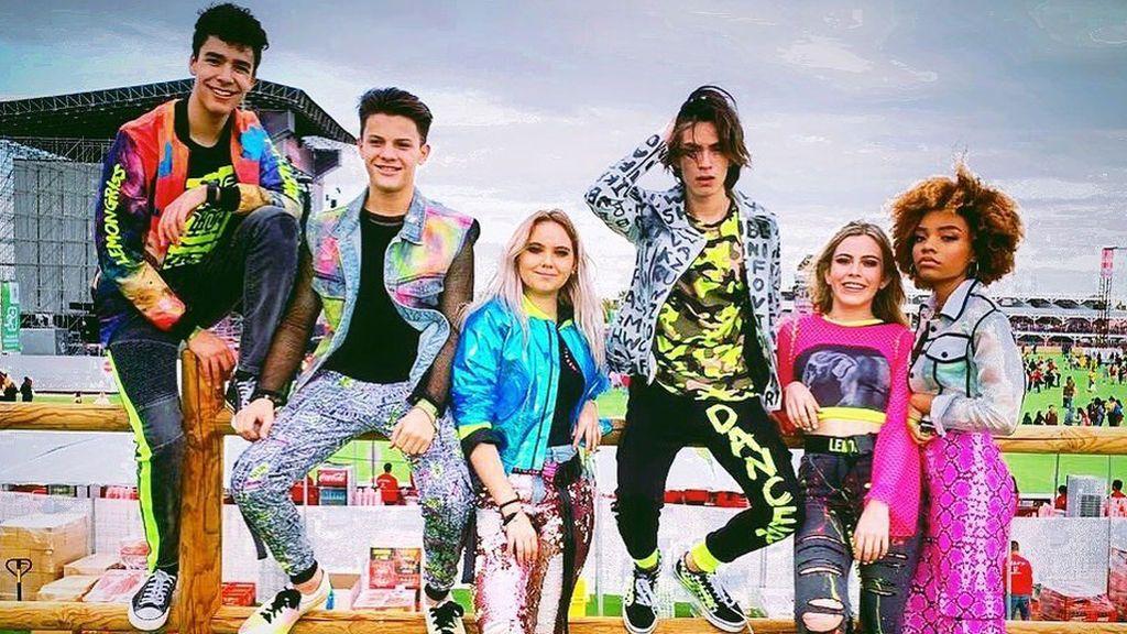Conocemos a LemonGrass: la banda que lo peta en México, visita España