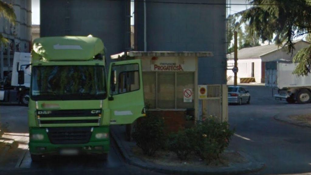 Rescatan dos cadáveres del interior de un pozo en una fábrica de piensos en Valladolid