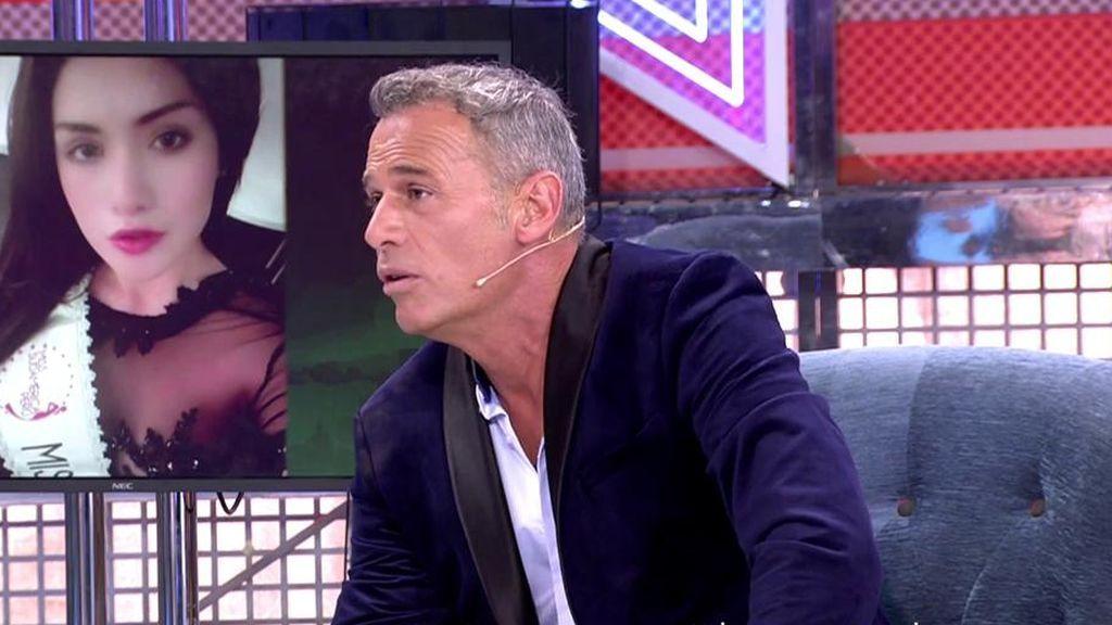 Carlos Lozano opina por primera vez sobre el paso de Hugo Castejón por 'GH VIP'