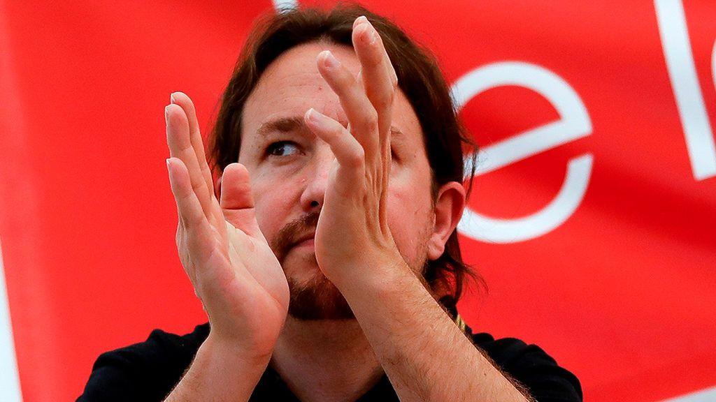 "Iglesias denuncia que hay un ""boicot"" para que Podemos pueda gobernar en España"