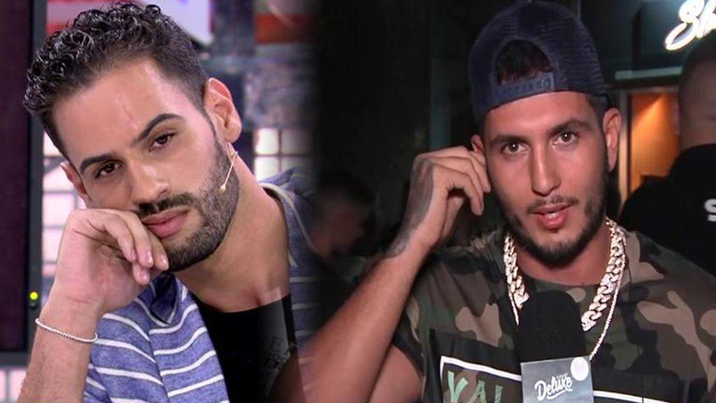 """Omar Montes ataca en directo a Asraf Beno: """"Eres malísimo, eres la peste"""""""