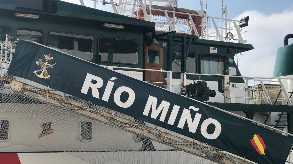 detalle buque rio miño