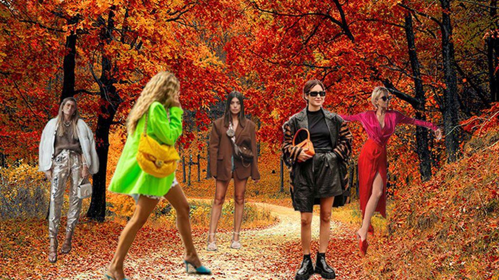 Los zapatos atados por fuera del pantalón y otras 5 tendencias originales que se van a instalar en otoño