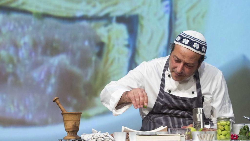 """Detienen al famoso chef italiano Carmelo Chiaramonte por posesión de drogas para buscar """"nuevos sabores"""""""