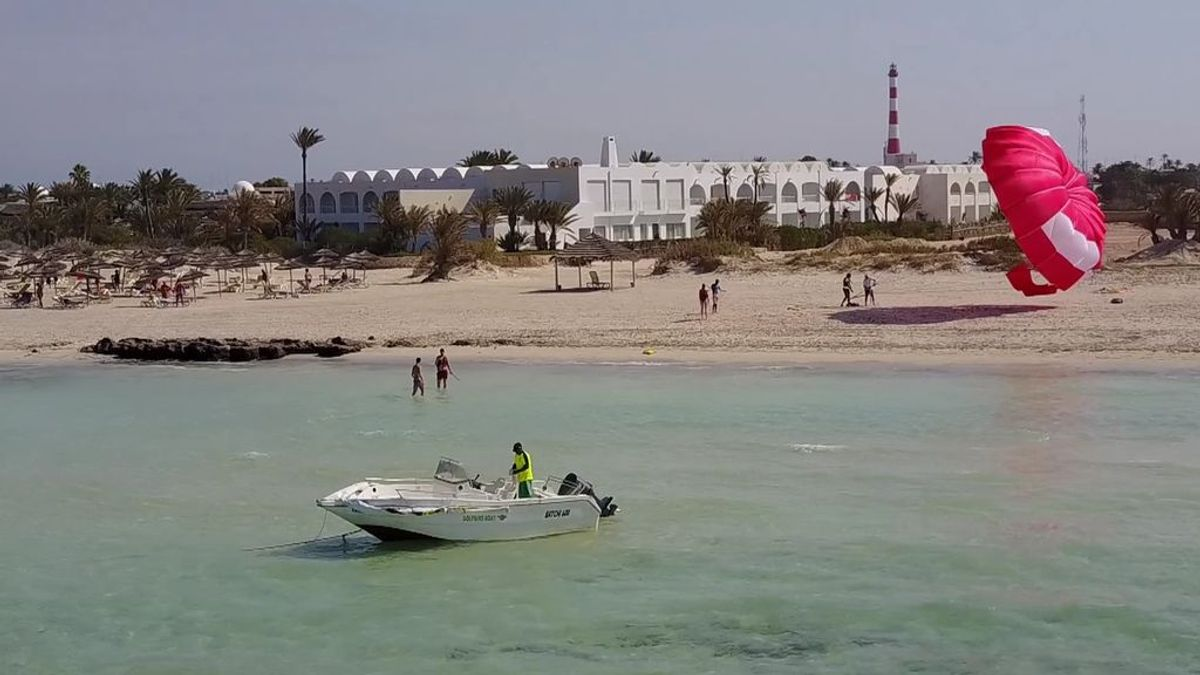 Túnez, desierto y mar.. el país más pequeño, tolerante y hospitalario del magrem