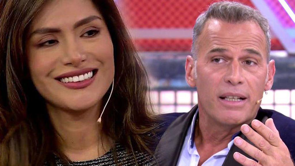 Carlos Lozano cree que Miriam le ha dejado y ella lo desmiente, pero le culpa a él de querer romper