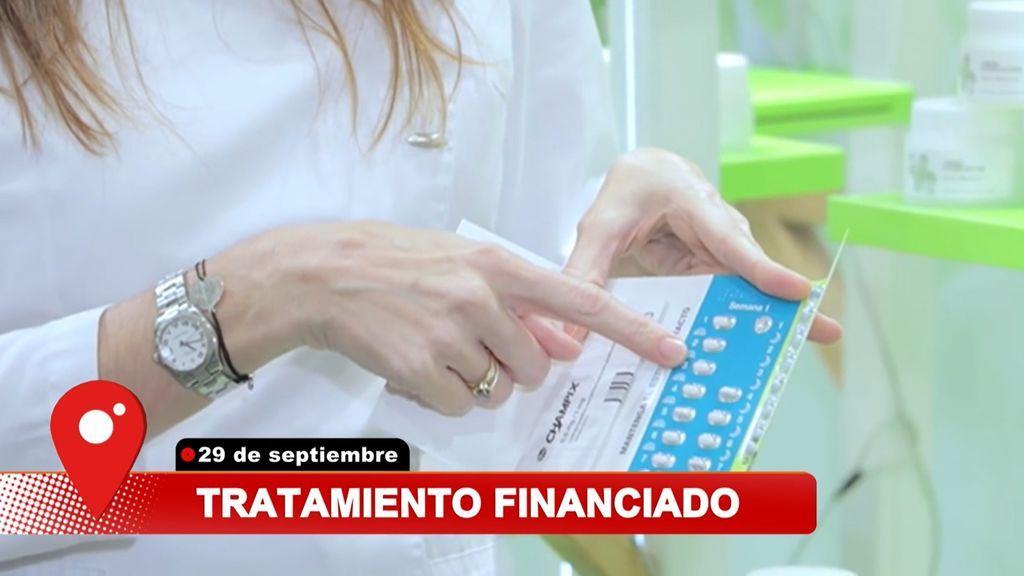 La Sanidad Pública española financiará por primera vez un medicamento para dejar de fumar