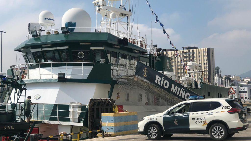 buque rio miño