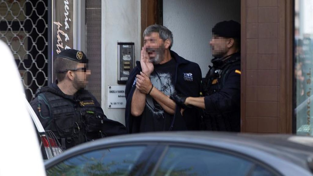 Así fue la reunión de los CDR detenidos con la hermana de Puigdemont