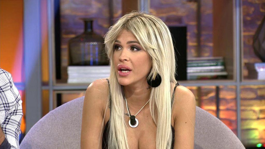 Ylenia le da todo su apoyo a Antonio Tejado y reconoce que su problema de adicciones provocó su ruptura