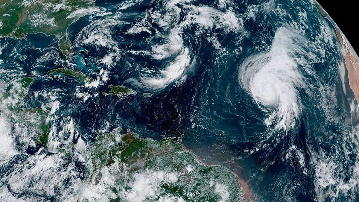 Llega Lorenzo, el huracán más potente y más cercano, pero no se asusten