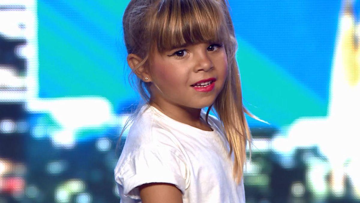 Adriana, de 5 años, consigue ablandar el corazón de Risto y logra que cambie su voto