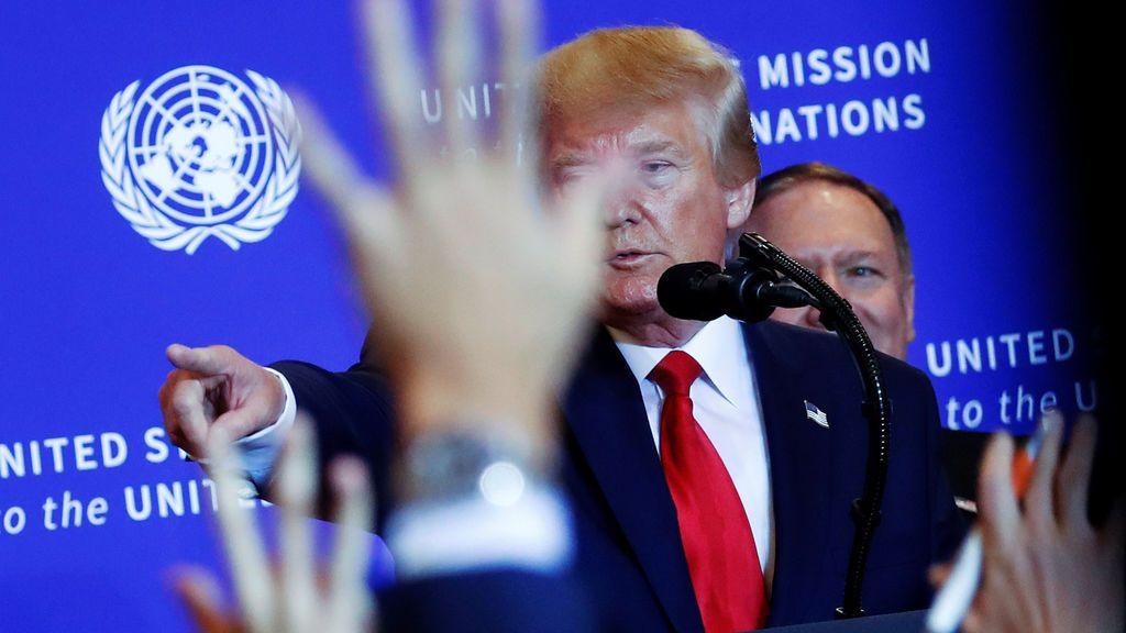 Semana crucial para el impeachment, los testigos llegan al Congreso para testimonios en el Comité de Inteligencia