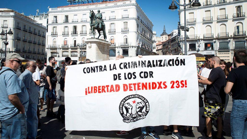Los disturbios del pasado Consejo de Ministros en Barcelona, un ensayo de los CDR para el 'día D'