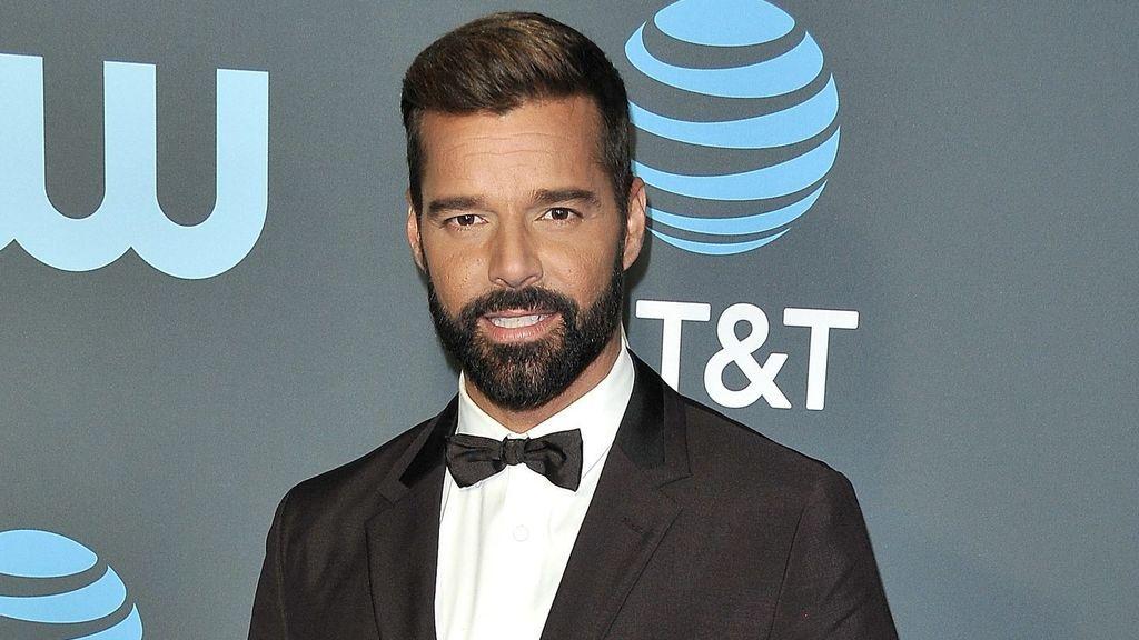 Ricky Martin anuncia que será padre por cuarta vez