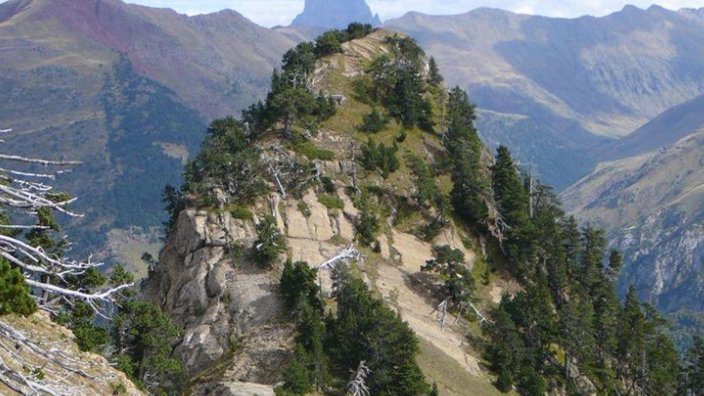 Muere un montañero de 68 años  en el pico del Águila, en Canfranc