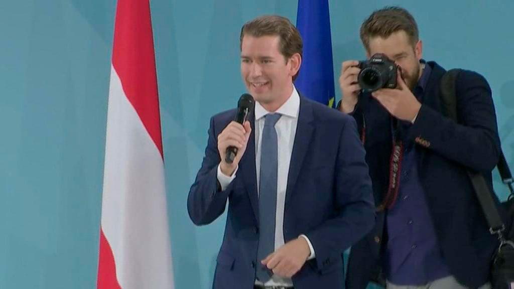 Los conservadores arrasan en Austria y Kurz repite victoria con el 37% de los votos