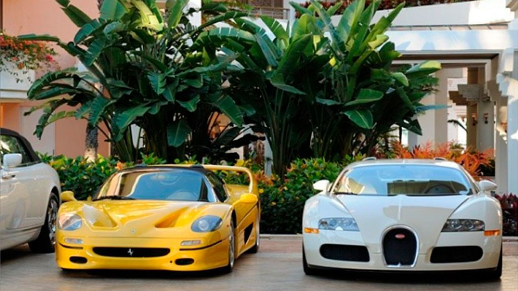 Suiza subasta por 25 millones de euros los coches de lujo confiscados al hijo del dictador Obiang