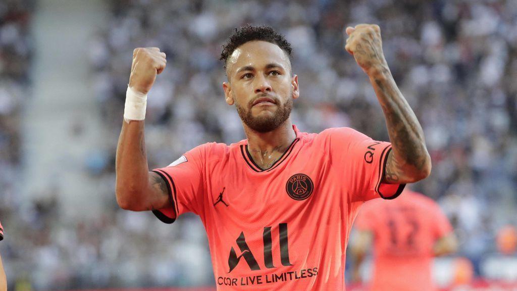 """El cambio de discurso de Neymar: de querer irse al Barça a """"estar feliz en el PSG"""""""