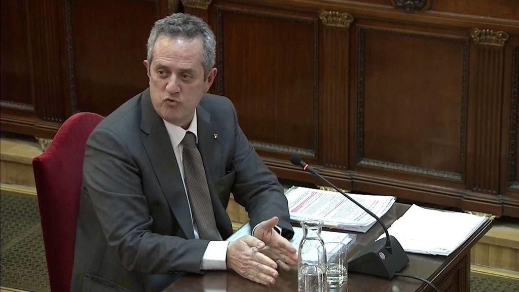 Joaquim Form, exconsejero de Interior del Gobierno catalán