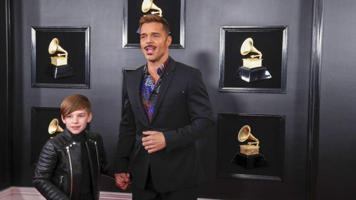 """Ricky Martin anuncia que espera su cuarto hijo junto a su marido: """"Estamos embarazados"""""""