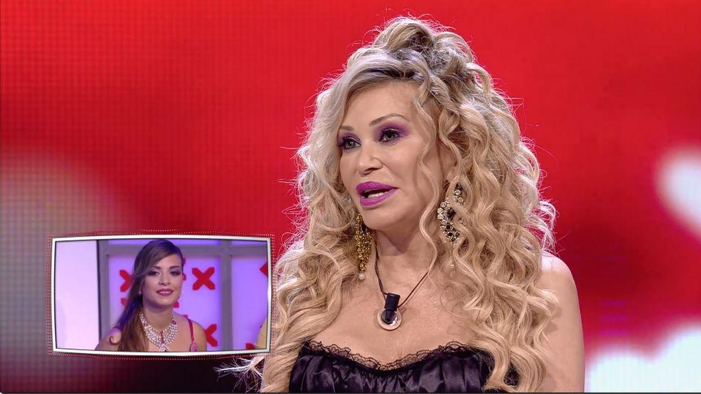 """Isabella intenta ligar con Fermín: """"A mi hija la espachurrarías"""""""
