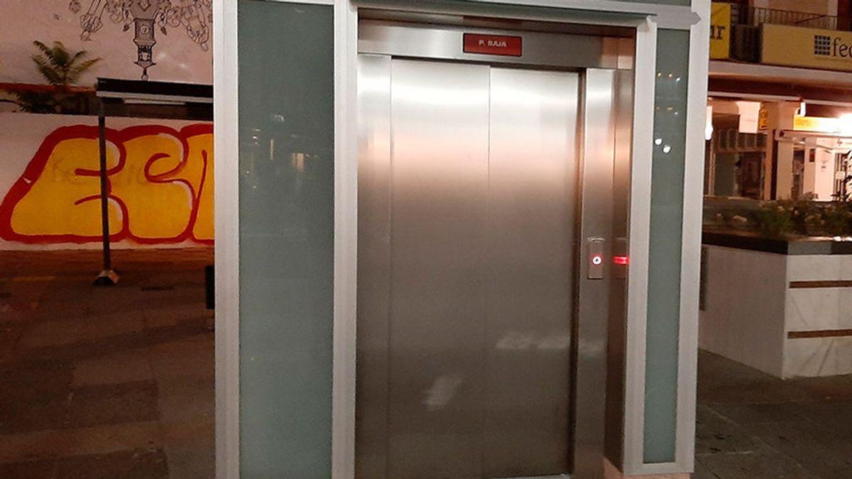 La pesadilla que vivieron los atrapados en un ascensor en el apagón de Tenerife