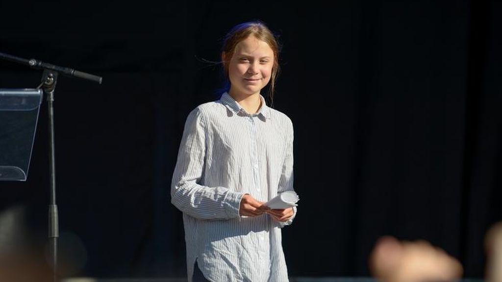 """Una iglesia de Suecia anuncia como """"sucesora de Jesucristo"""" a Greta Thunberg"""