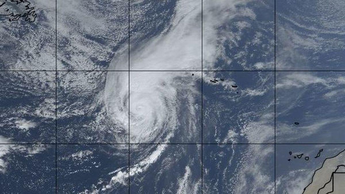 Tres cosas inusuales del huracán Lorenzo