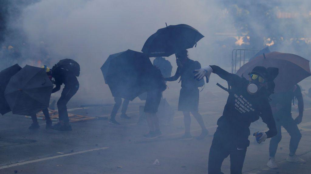 Se intensifican las protestas en el 70º aniversario de la República Popular China