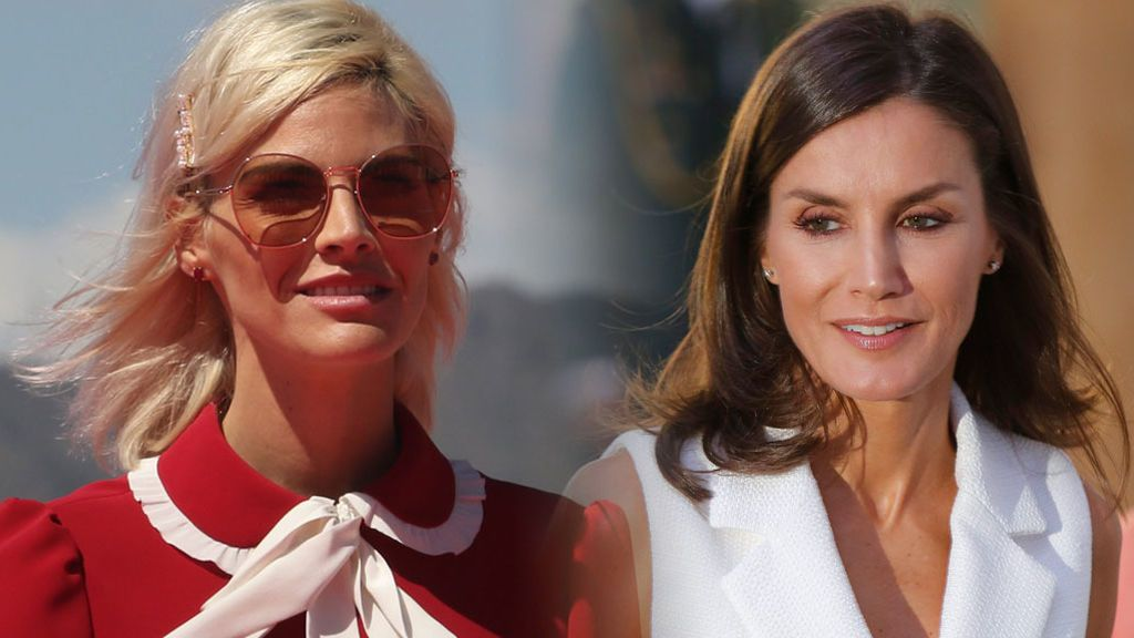 Amaia Salamanca y la reina Letizia coinciden con el look perfecto de invitada: quién lo lleva mejor