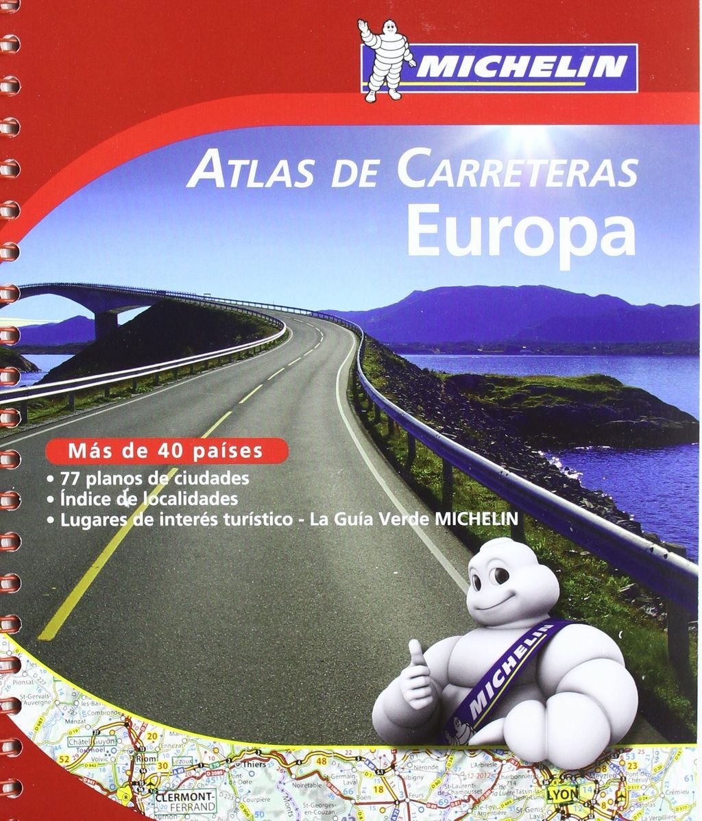 Atlas de carreteras