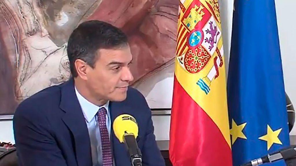 """Sánchez: """"Confío en los Mossos"""""""