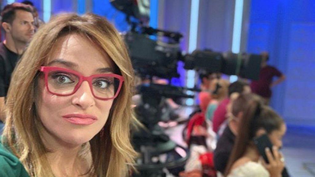 """Toñi Moreno muestra su tripa y posa junto a Pastora Soler: """"No me resisto a mostraros esta foto"""""""