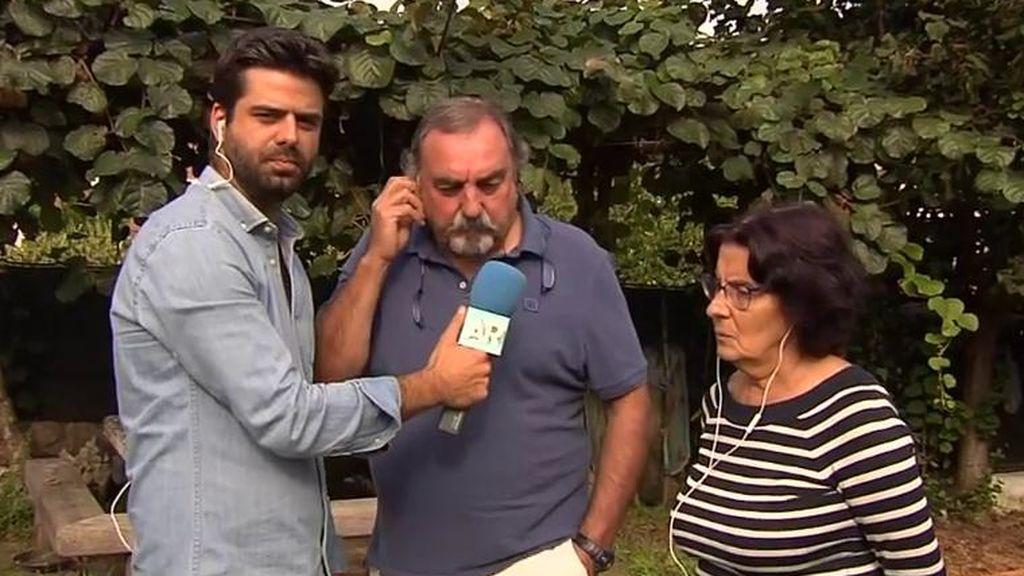 Habla Alfonso, primo de la víctima de Castro Urdiales
