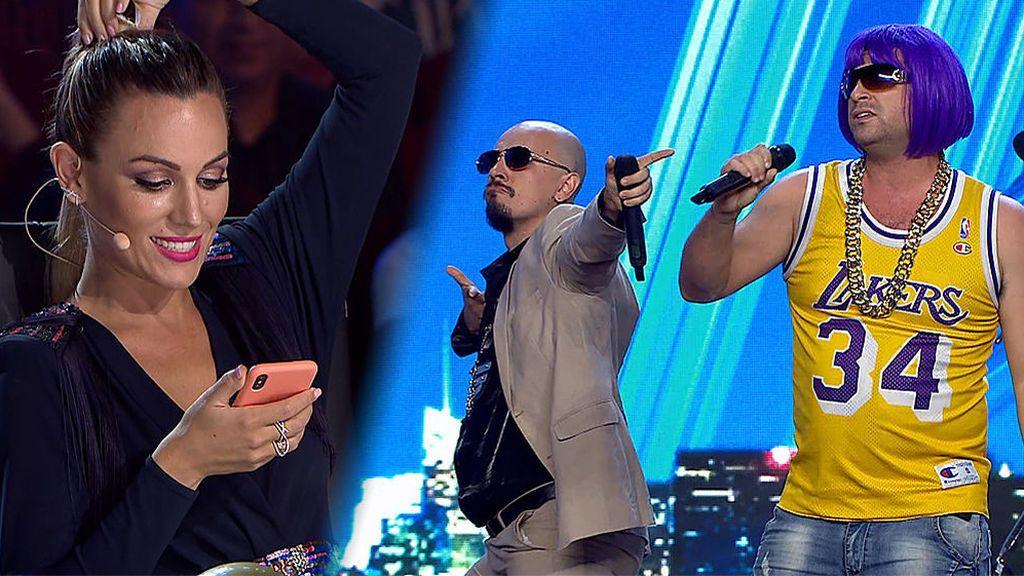 'Got Talent', imbatible por encima del 20% de share, se impone en casi 6 puntos a 'La Voz Kids'