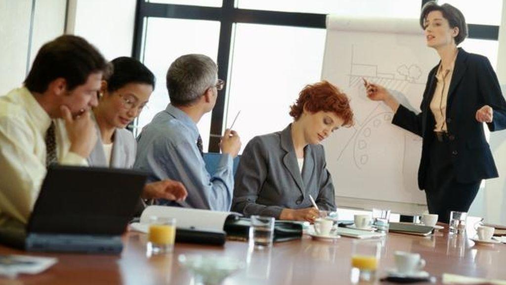 La carrera profesional de las mujeres se impulsa un 48% cuando los hombres también concilian