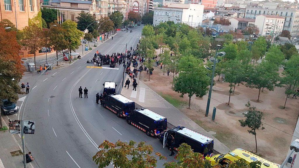 Los CDR fracasan de nuevo en sus acciones de protesta por falta de asistencia