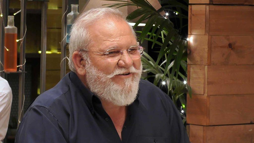 """Lidia Torrent no puede creerse a quién se parece Vicente: """"Es igual que Papá Noel"""""""