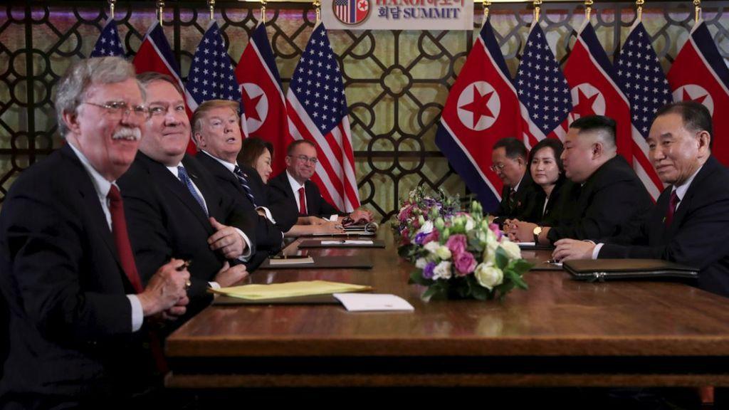 EEUU y Corea del Norte reinician negociciones este fin de semana